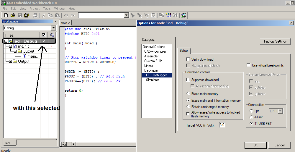 c for embedded systems tutorial msp430
